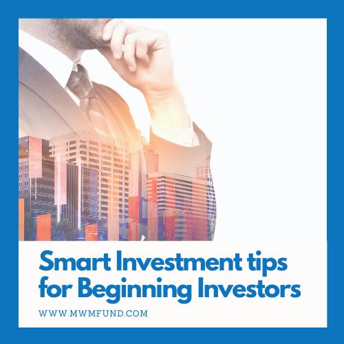 smart investment tips for beginning investors