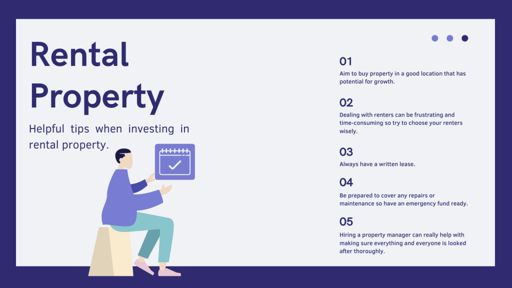 rental property investing tips