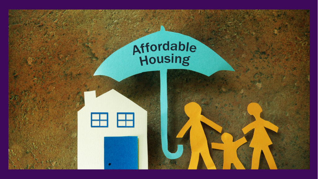 affordable housing 2021