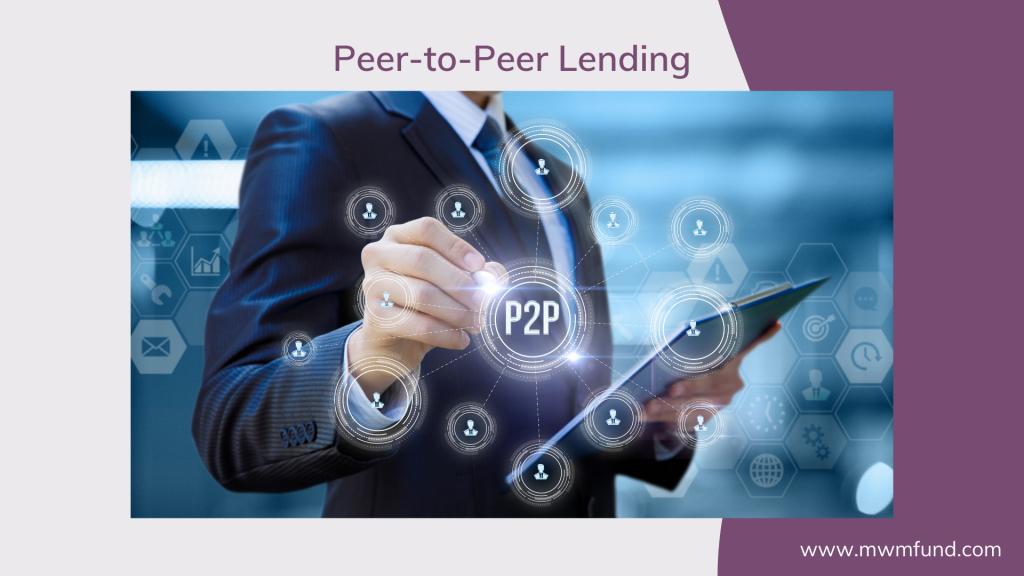 peer-to-peer lending passive income